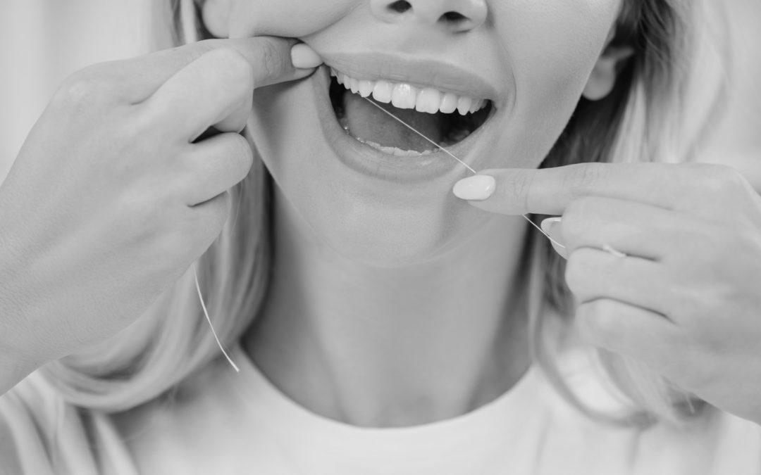 Hilo dental, ¿Sabes cómo usarlo?