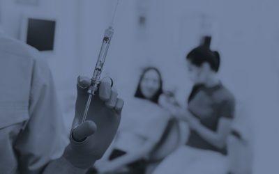¿Anestesia en la colocación de implantes?